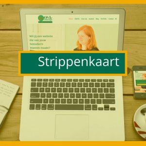 Strippenkaart - webshop